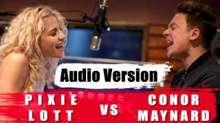 [Audio Edition] Luis Fonsi - Despacito ft. Daddy Yankee & Justin Bieber (SING OFF vs. Pixie Lott)