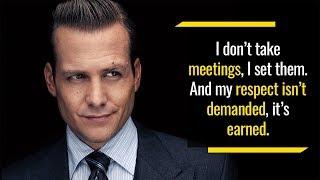 Suits - Harvey Specter's Best Owns