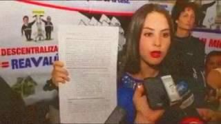 ZULAY RODRIGUEZ - HABLA SOBRE EL DECRETO 130 PANAMA - 6/6/2017
