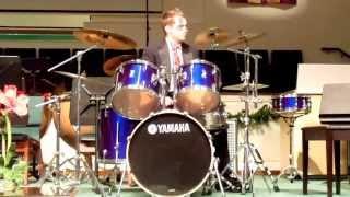 Joshua Ratliff Drum Recital