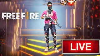 [🔴 HD Quality TEST ] RANKED MATCH |Free Fire Live |INDIA