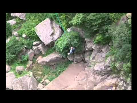 Oribi Gorge Swing – Kwazulu-Natal, South Africa