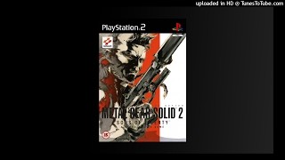 Item Open - Metal Gear Solid 2