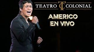 Tu Hipocresía - Americo | En vivo en el Teatro Colonial