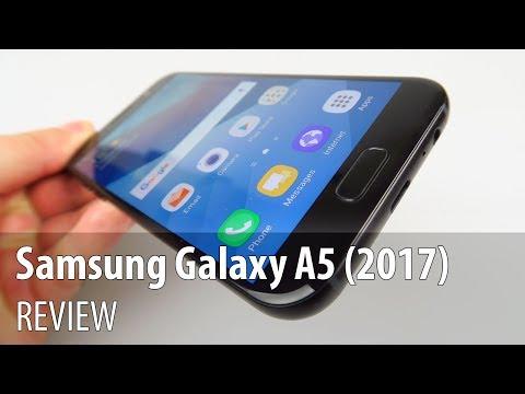 Samsung Galaxy A5 (2017) Review în Limba Română