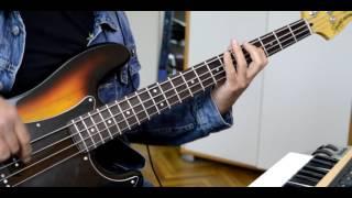 Užičko kolo - bass guitar cover