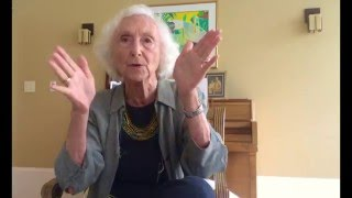 Barbara speaks to the Emergent Humanity