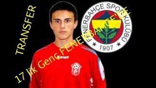 """Fenerbahçe'nin Yeni Transferi """"Eljif Elmas"""" (Skills) 2017 🇹🇷"""