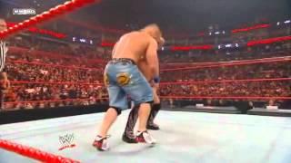 John Cena vs Chris Jericho  Armageddon 2008 highlights width=