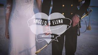 Video Matrimonio Livorno con Drone, Villa Margherita Quercianella. Angelo + Elena