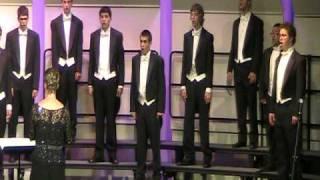 MCHS Men's Choir Mary Ann