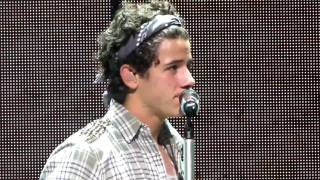 Introducing Me - Nick Jonas (Hartford)