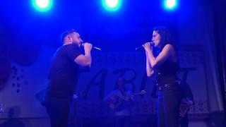 Феноменален дует на Люси и Андреас на Табиет фест в Ботевград