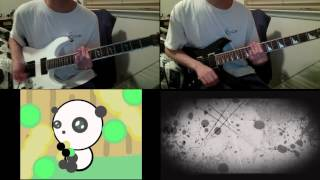 【Ver. ナノ】 PONPONPON Guitar Cover