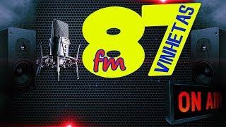 VINHETAS GRÁTIS PARA RÁDIO 87 FM