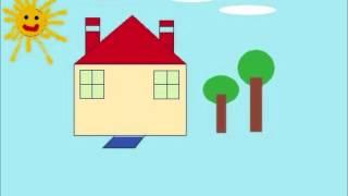 Músicas para o Jardim de infância - Tenho uma casa.wmv