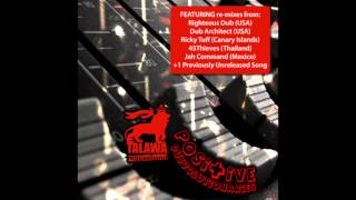 TALAWA - Dub Woman (Dub Architect Mix), Positive Dubvolutionaries [2013]