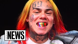 6ix9ine Signs A $10 Million Record Dollar Deal | Genius News
