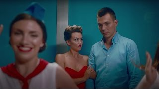 Ana Bebic & Zeljko Vasic - Jugoslavija (OFFICIAL VIDEO) 2015