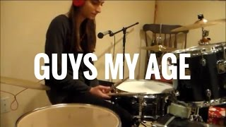 Guys My Age by Hey Violet Drum Cover #YouChooseItNovember