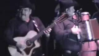 Pesado y Ramón Ayala en el paso