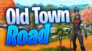 Old Town Road - Fortnite Montage