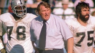 John Madden: The Quintessential Raider