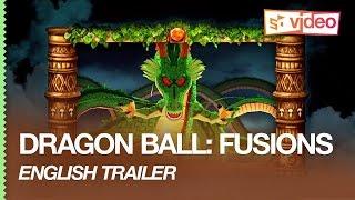 Dragon Ball: Fusions (3DS) English Trailer