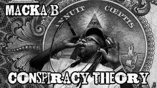 Macka B - Conspiracy Theory ( Reality Shock Records )