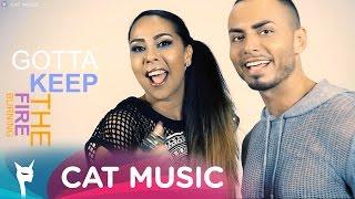 Veronika feat. Sonny Flame - Made in inima ta (Lyric Video)