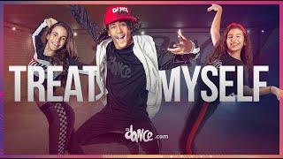 Treat Myself - Meghan Trainor | FitDance Teen(Core ografía) Dance Video