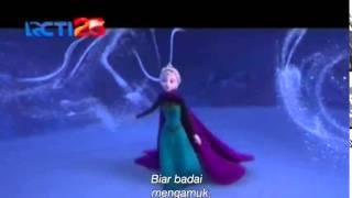 "Disney's Frozen - ""Lepaskan""/""Let it Go"" (Dubbing Bahasa Indonesia/Indonesian Dub)"