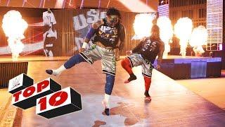 Top 10 Raw Moments: WWE Top 10, November 2, 2015 width=