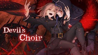 Nightcore - Devil's Choir (Digital Daggers) Lyrics