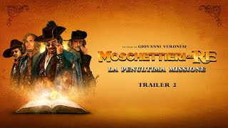 Moschettieri del Re (2018) - Trailer #2