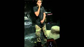 """J Cole - """"Wet Dreamz"""" LIVE 2014 Forest Hills Drive Tour"""