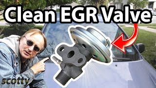 How to Clean EGR Valve in Your Car (How It Works) width=