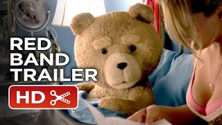 Ted 2 Official Red Band Trailer (2015) - Seth MacFarlane, Mark Wahlberg Comedy Sequel HD