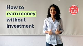 How To Earn Money Online In India | Earn Money By Reselling | Shop101