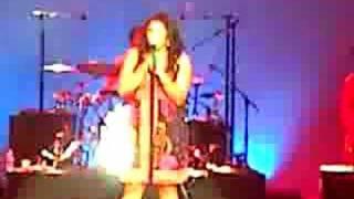 Jordin Sparks - No Air (live)