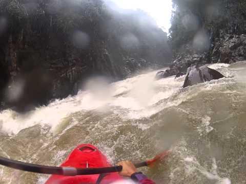 Lower Mis Joaquin Meneses kayak Ecuador