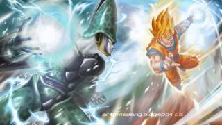 GOKU VS CELL THEME