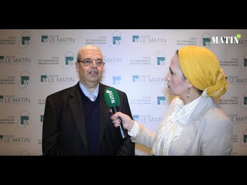 Video : Cycle de conférences du Groupe Le Matin :  Entretien avec Mohammed Haitami, président-directeur général du Groupe