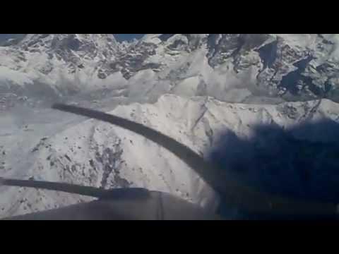 Syanboche landing in Nepal 1