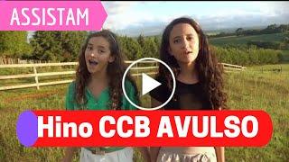 "CCB  Lindo Clip Hino Avulso""IGREJINHA "" Nathalia  Barbara e Larissa25"
