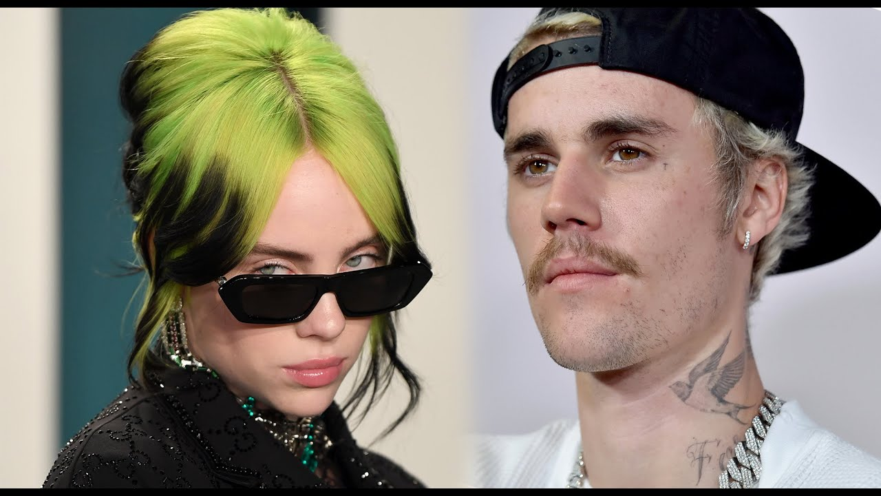 Justin Bieber gets emotional about 'Protecting' Billie Eilish