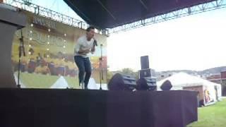 Jhonatan Luna - Que levante la mano (Américo) en vivo