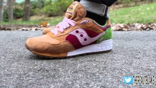 Burger Saucony Shadow 5000 On Feet | @endclothing