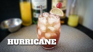 Como Fazer Hurricane (Archer) | E Tome Drink!