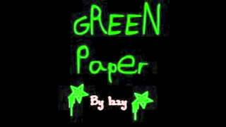 Izzy - Green Papers ft. Lil E